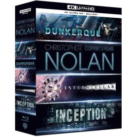 Coffret Christopher Nolan 3...