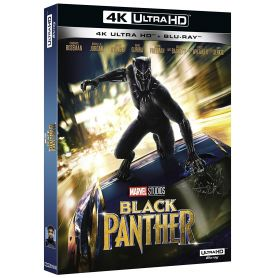 Jaquette 4k Black Panther