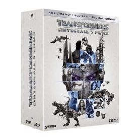 Coffret Transformers 5 films