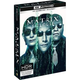 Coffret Matrix - La trilogie