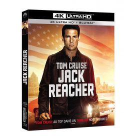 Jaquette 4k Jack Reacher