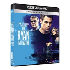 Jaquette 4k The Ryan Initiative
