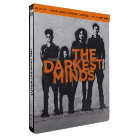 Jaquette 4k Darkest Minds : Rébellion