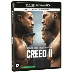 Jaquette 4k Creed II