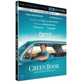Jaquette 4k Green Book