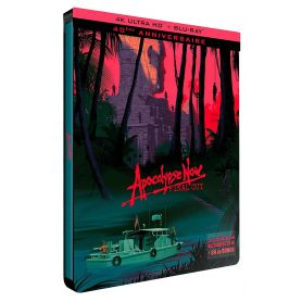 Steelbook Apocalypse now 4k