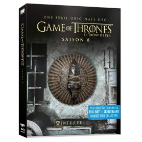 Jaquette 4k Game of Thrones - Saison 8