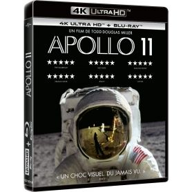 Visuel 4k Apollo 11