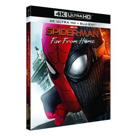 Visuel 4k Spider-Man : Far From Home