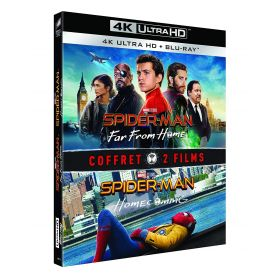 4k Coffret Spider-Man 2019