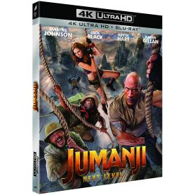 Visuel 4k Jumanji: Next Level
