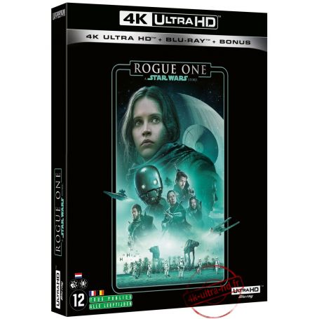 Visuel 4k Rogue One : a Star Wars Story