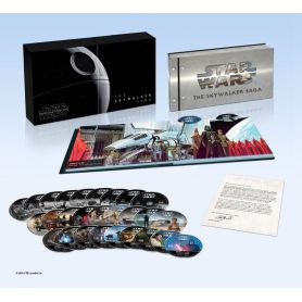 Contenu Coffret Star Wars: The Skywalker Saga