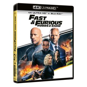 Edition standard 4k Fast & Furious : Hobbs & Shaw