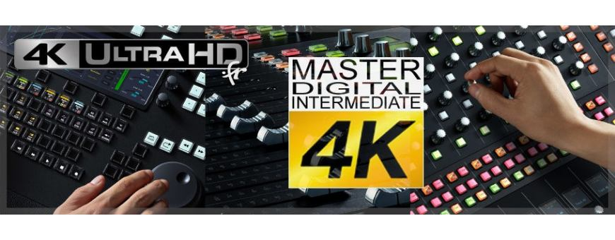 Blu-ray Ultra-hd 4k avec Master Digital Intermediate en 4K