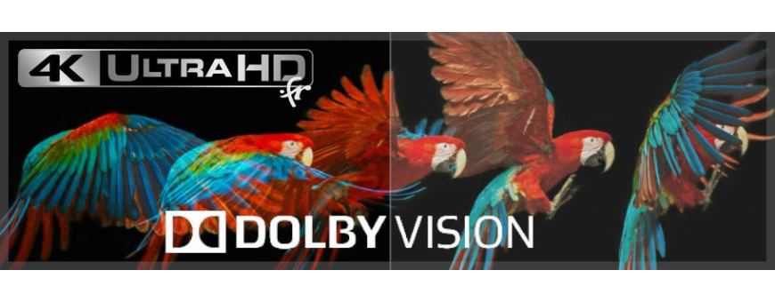 Films DOLBY VISION