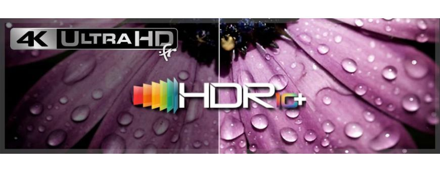 Blu-ray Ultra-hd 4k au format HDR10+