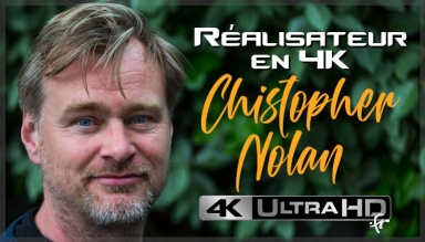 Christopher Nolan en Blu-ray UHD 4K