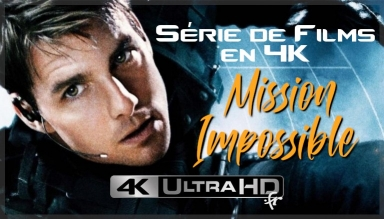 Mission Impossible en Blu-ray UHD 4K